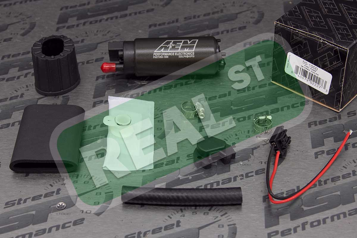 Details about AEM 340LPH 1000HP High Flow In Tank Fuel Pump and Setup Kit  50-1000 340 LPH