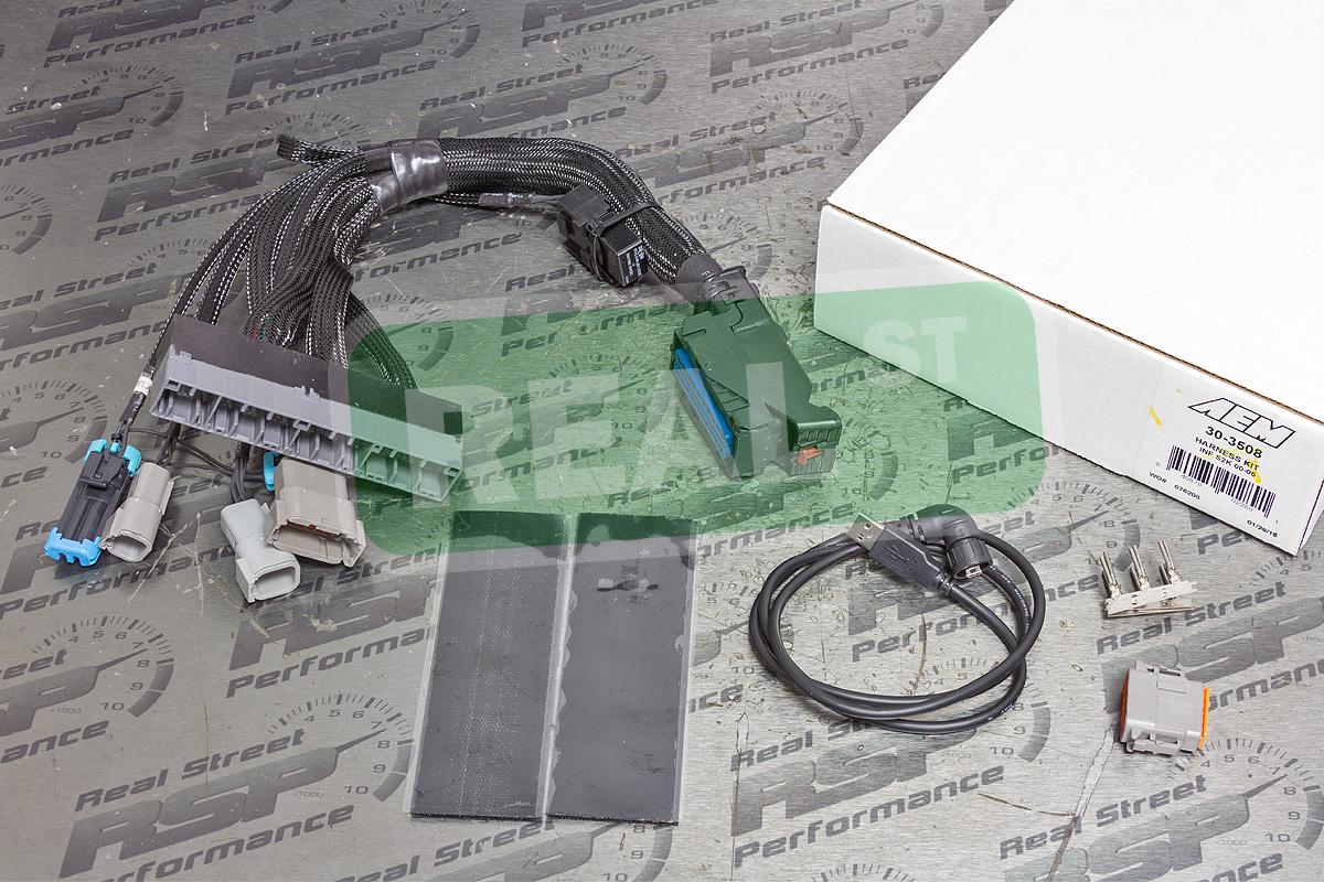 Aem Infinity Harness 00 05 Honda S2000 F20c F22c 30 3508 Ebay Wiring Diagram 840879022891