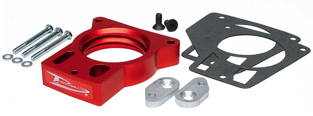 For 1999 Dodge Durango Airaid Throttle Body Spacer
