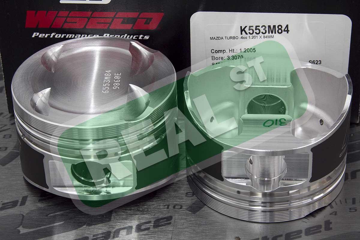 Wiseco Pistons Mazda Miata Protege Bp 18l 84mm 851 K553m84 Ebay Engine Plastic Skirt Diagram