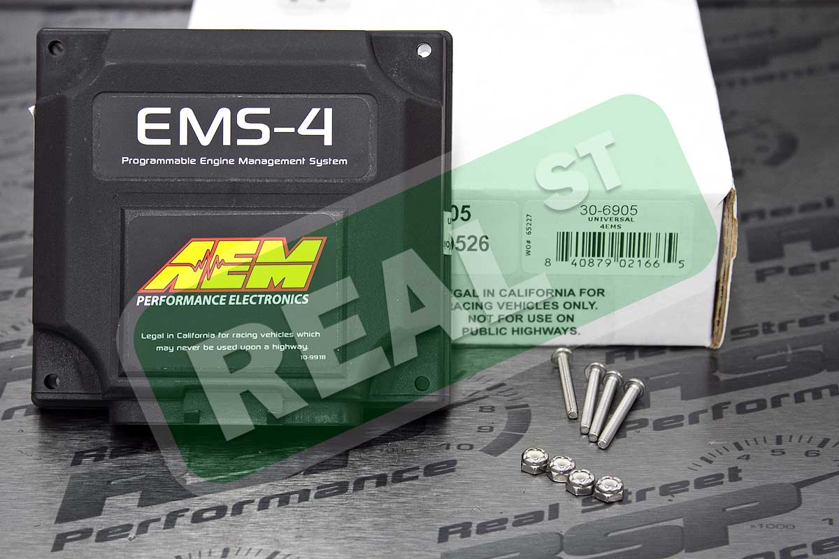 AEM 30-6905 EMS-4 Universal Stand Alone Engine Management System