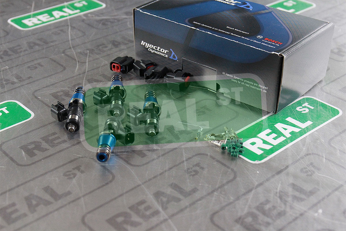 Details about Injector Dynamics ID1050x AEM 340 Fuel Pump 4G63 4G63T  Mitsubishi Galant VR4