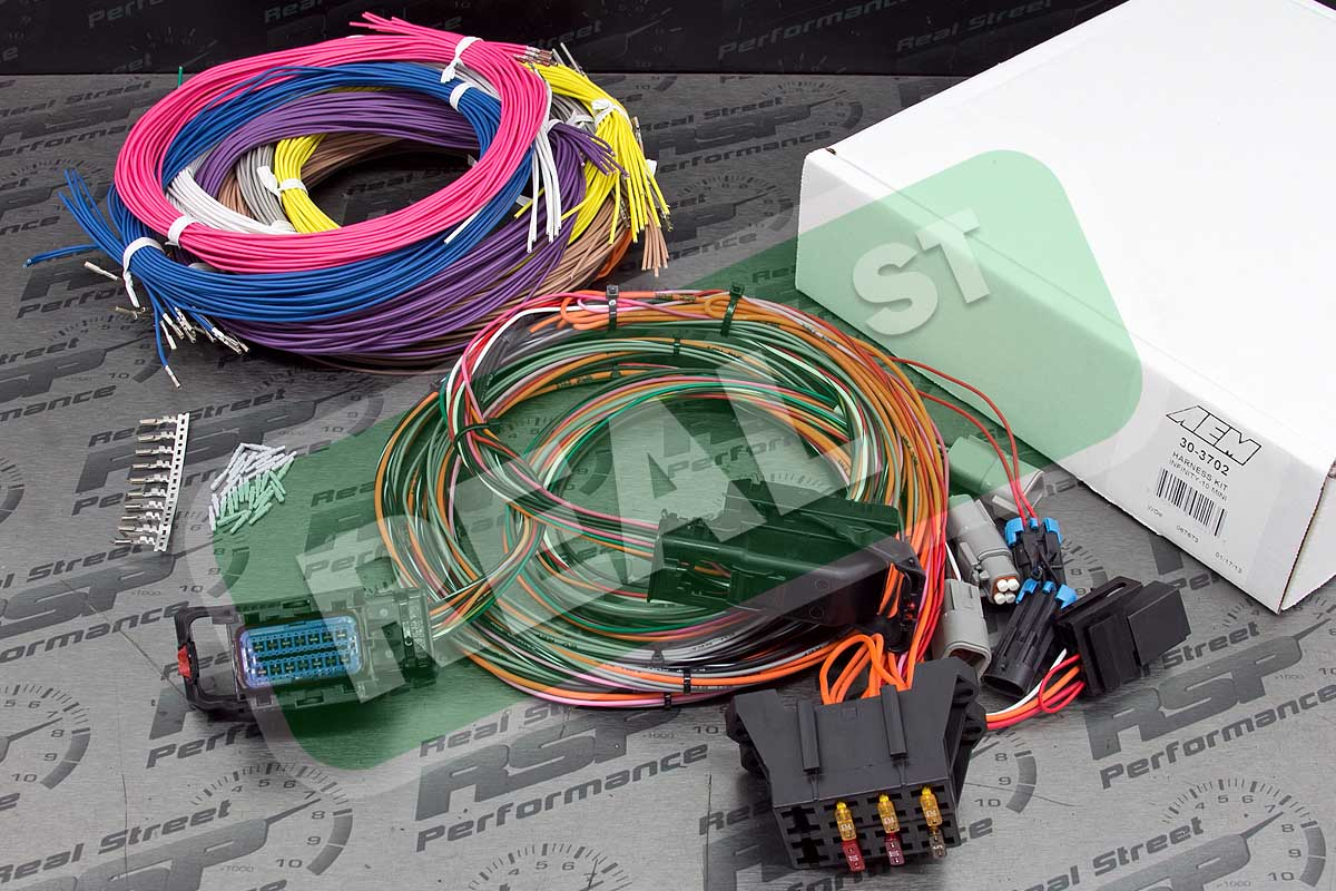 Aem Infinity Universal Wiring Harnesses 30 3702 653737537068 Ebay Harness Wire 840879022235