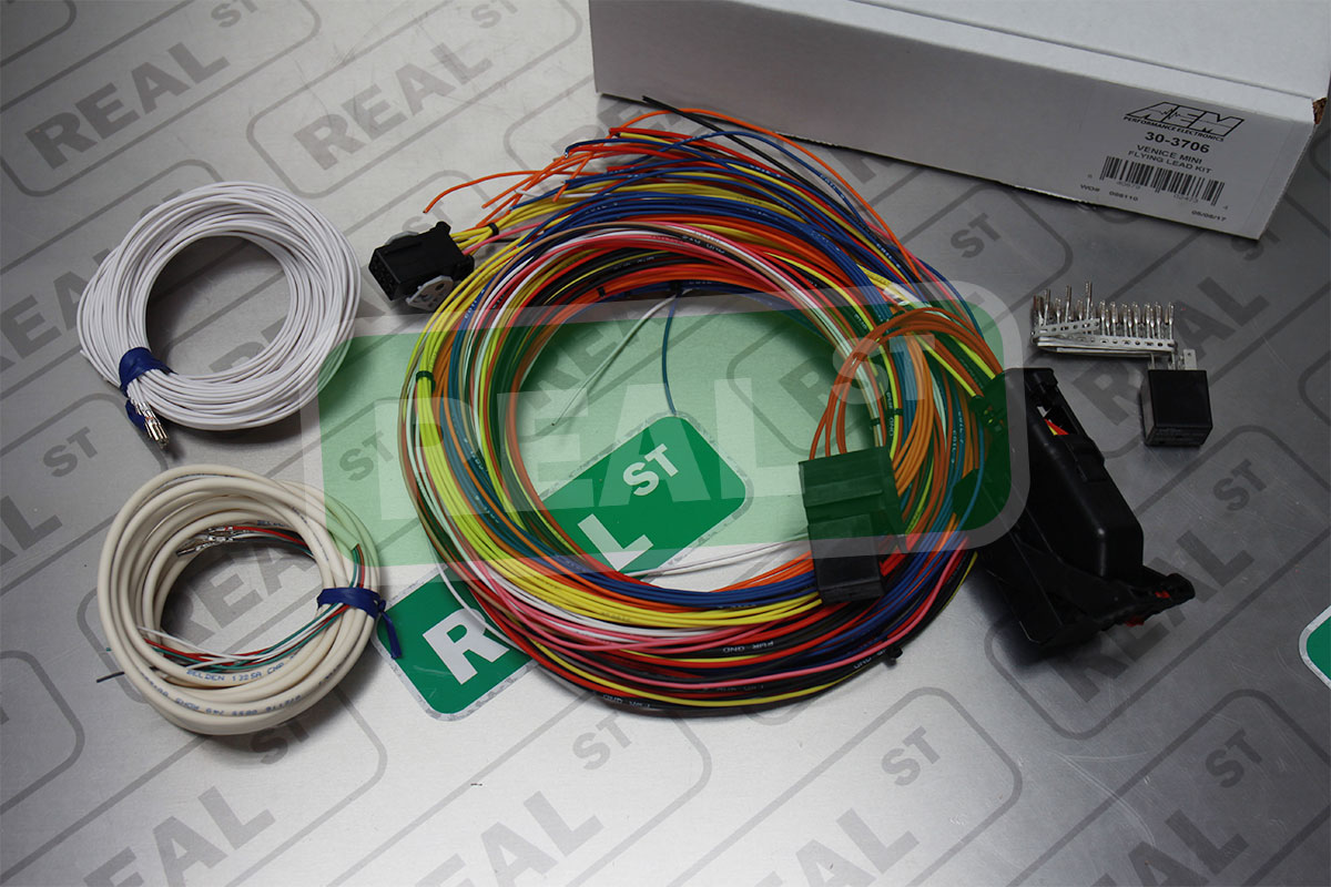 Aem Mini Flying Lead Harness Series 5 Infinity 30 3706 737534814994 Wire