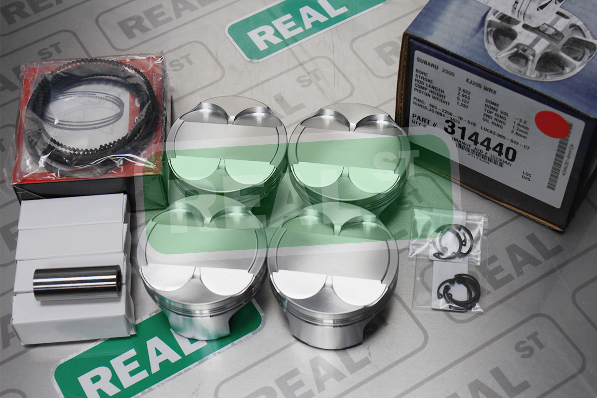 Details about JE FSR Forged Pistons 92mm 9 5:1 Fits Subaru WRX 2 0L EJ205  02-05 314440