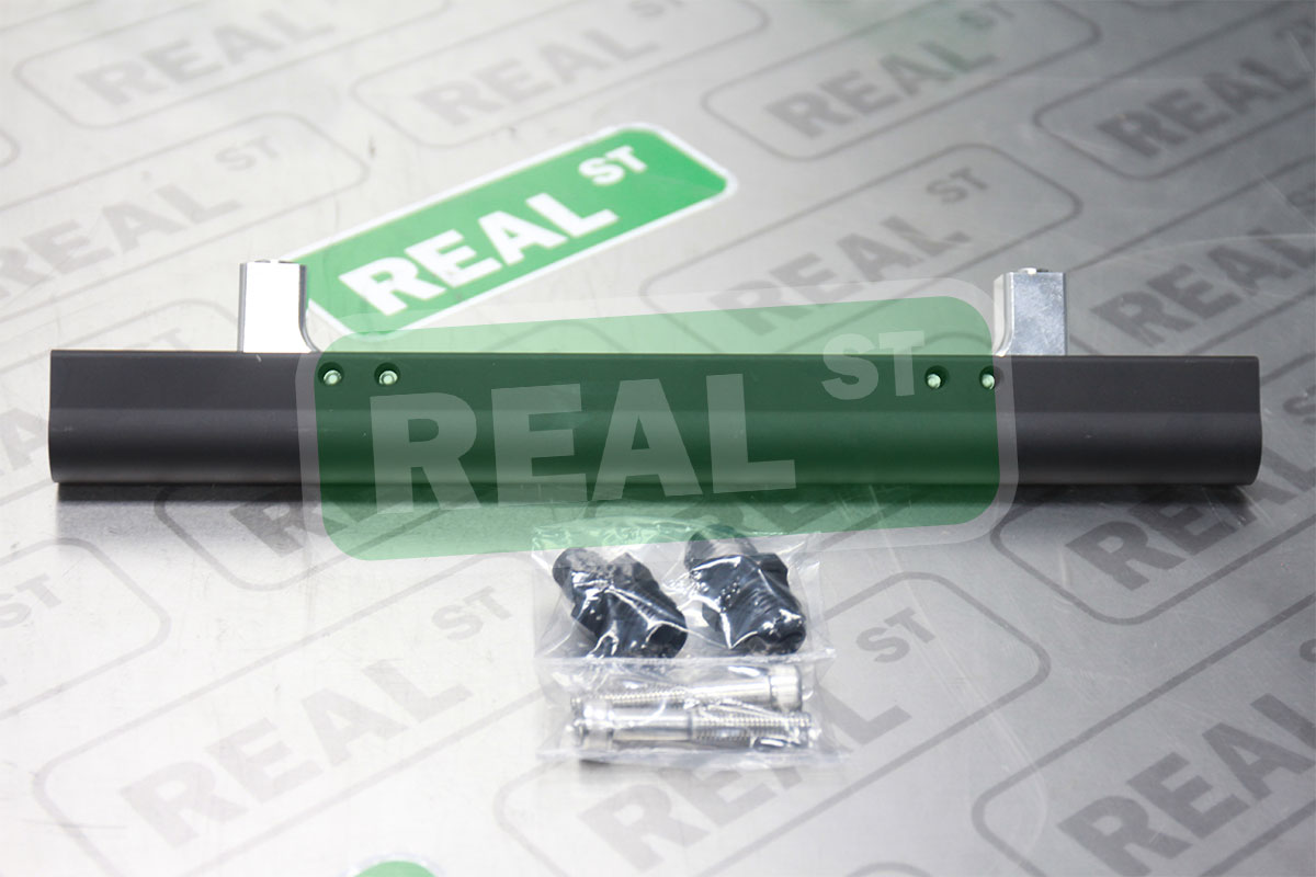 talon AN-6 Fuel Rail inlet adapter fits turbo eclipse