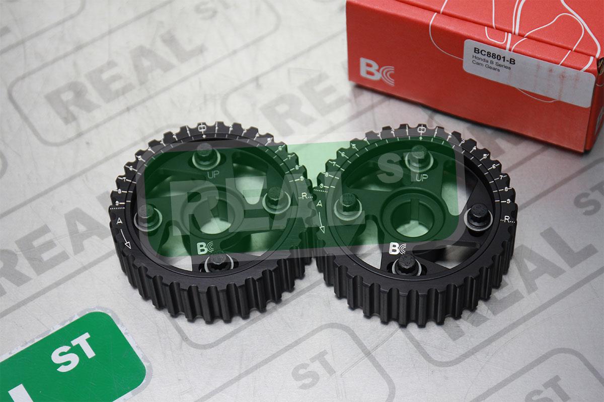 Brian Crower Adjustable Cam Gears B16A2 B18C B18A B18B B20B B20Z Civic Integra