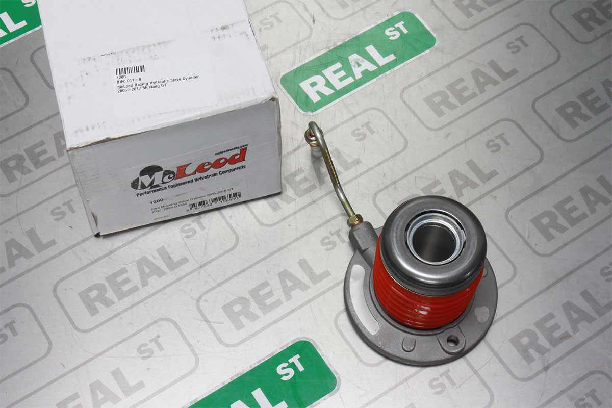 McLEOD HYDRAULIC THROWOUT BEARING 2005-18 MUSTANG 5.0 GT /& 07-09 SHELBY