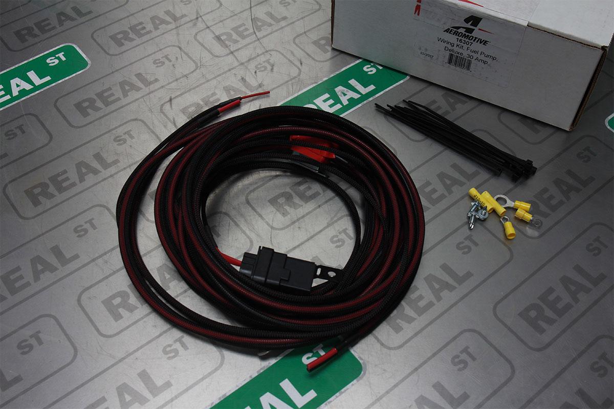 Magnificent Aeromotive Premium Heavy Duty Fuel Pump Wiring Kit 16307 Wiring Digital Resources Bletukbiperorg