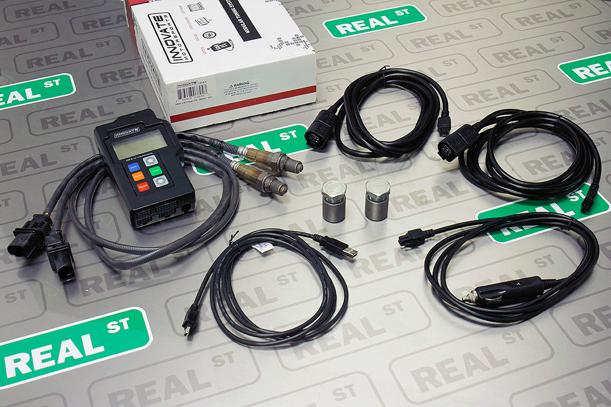 Details about Innovate LM-2 Digital Wideband Air/Fuel Ratio Meter Dual O2  Basic Kit 3894