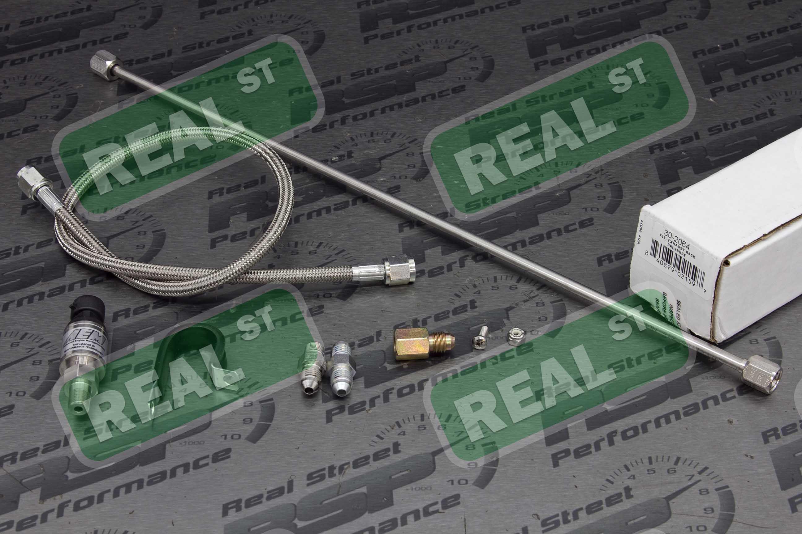 AEM  Exhaust Back Pressure Sensor Install Kit Universal 30-2064