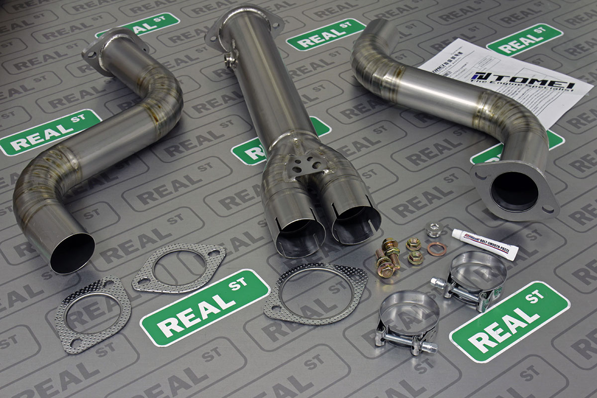 Details about Tomei EXPREME Ti Full Titanium Mid Y Pipe for Nissan 350Z  370Z TB6110-NS02A