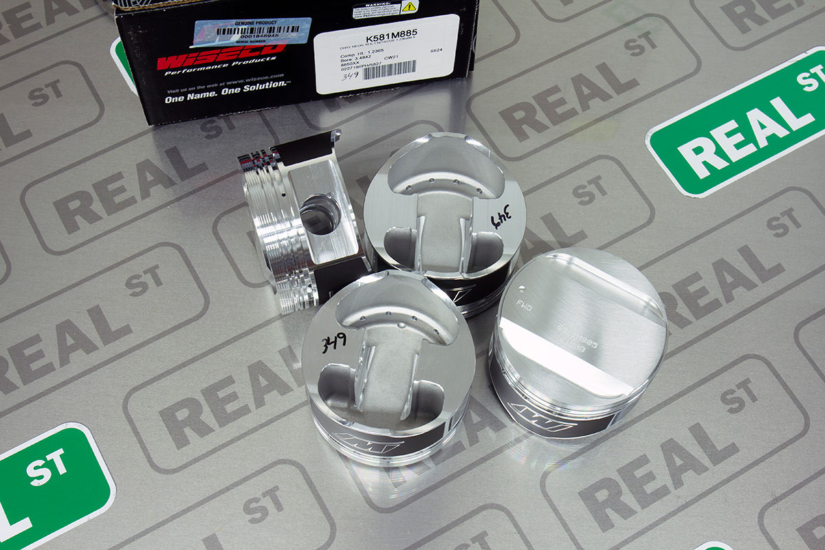 NPR Piston Rings Fit 95-05 Dodge Avenger Neon Stratus 2.0 420A ECB ECC