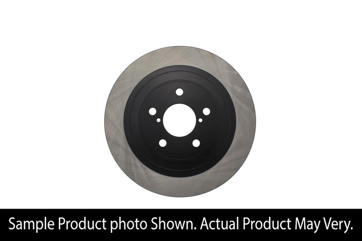 StopTech 908.65543 Rear Brake Kit Select Pack