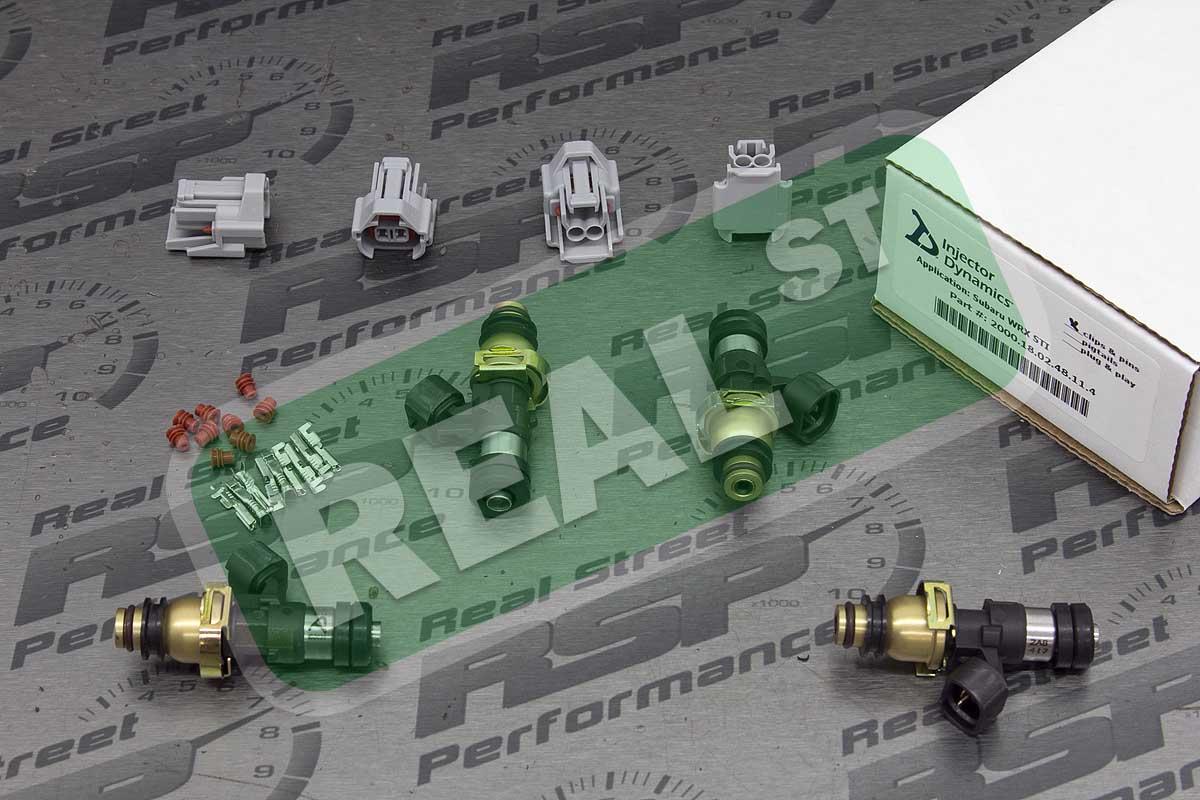Injector Dynamics Id2000cc Injectors Fits Wrx Sti 02 14 Ej205 Ej255 Engine Diagram Ej257 11mm